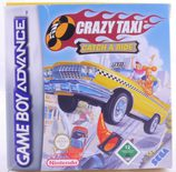 Crazy Taxi: Catch A Ride - GBA