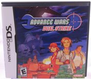 Advance Wars: Dual Strike - Nintendo DS