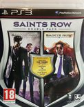 Saint's Row Double Pack (SR The Third + IV) - PS3