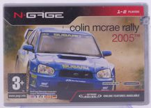 N-Gage Colin Mcrae Rally 2005
