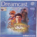 Shenmue (Missing Outerbox) - Dreamcast