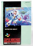 Mega Man X (Manual)