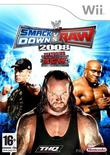 WWE Smackdown vs Raw 2008 - Wii