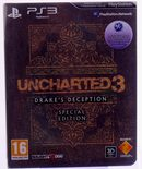 Uncharted 3: Drake's Deception (Special Edition) - PS3