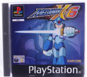 Mega Man X6 - PS1