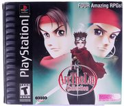 Arc the Lad Collection - PS1