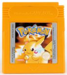 Pokemon Yellow Version - GB