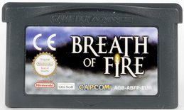 Breath of Fire - GBA