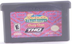 The Wild Thornberrys Chimp Chase - GBA