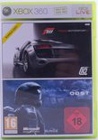 Forza Motorsport 3 / Halo 3: ODST (Bundle Copy) - Xbox 360