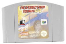 Destruction Derby 64 - N64