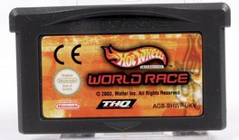 Hot Wheels World Race - GBA