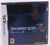 Final Fantasy Tactics A2 Grimoire Of The Rift - Nintendo DS