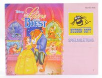 Disney's Beauty And The Beast (Manual)