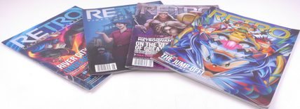Read Retro Magazine Bundle