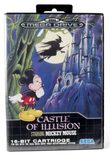 Castle Of Illusion Starring Mickey Mouse - Mega Drive