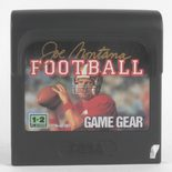 Joe Montana Football - Game Gear