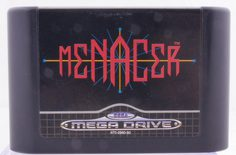 Menacer 6-Game Cartridge - Mega Drive