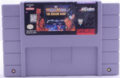 WWF WrestleMania: The Arcade Game - SNES