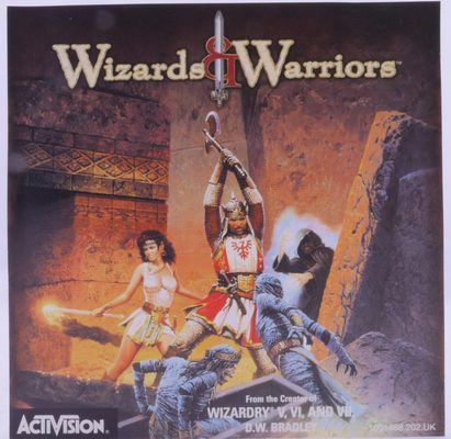 Wizards & Warriors (PC-CD)