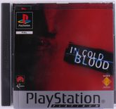 In Cold Blood (Platinum) - PS1