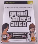 Grand Theft Auto Double Pack (GTA III & Vice City) - Xbox