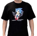 Sonic T-Shirt: Too Slow