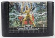 Ghouls'n Ghosts - Mega Drive