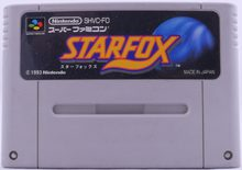 Star Fox (Super Famicom) - SNES