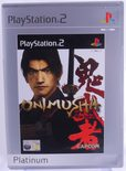 Onimusha: Warlords (Platinum) - PS2
