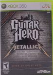Guitar Hero: Metallica - Xbox 360