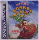 Super Monkey Ball Jr. - GBA