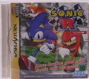 Sonic R (Japanese Release) - Saturn