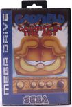 Garfield: Caught In The Act - Mega Drive