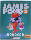 James Pond 2 Robocod (IBM PC)