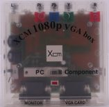 XCM 1080p VGA Box For Nintendo Wii, PS3 & XBOX360