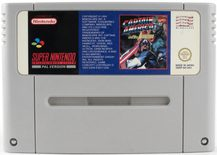 Captain America And The Avengers - SNES