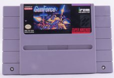 GunForce - SNES