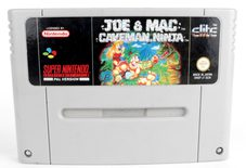 Joe & Mac: Caveman Ninja - SNES