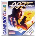 007 The World is not Enough - GBC