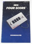 NES Four Score (Manual)