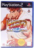 Hyper Street Fighter II Anniversary Edition - PS2