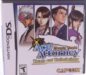 Phoenix Wright: Ace Attorney – Trials And Tribulations - Nintendo DS