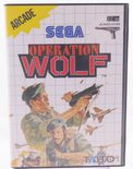 Operation Wolf - Master System