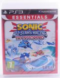 Sonic & All-Stars Racing Transformed (Essentials) - PS3