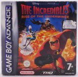 The Incredibles: Rise Of The Underminer - GBA