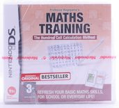 Professor Kageyama's Maths Training The Hundred Cell Calculation Method - Nintendo DS