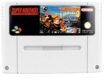 Donkey Kong Country 3: Dixie Kong's Double Trouble! - SNES