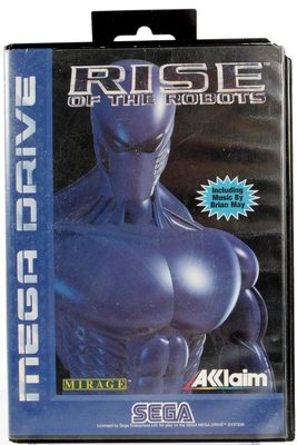 Rise of the Robots - Mega Drive