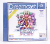 Phantasy Star Online - Dreamcast